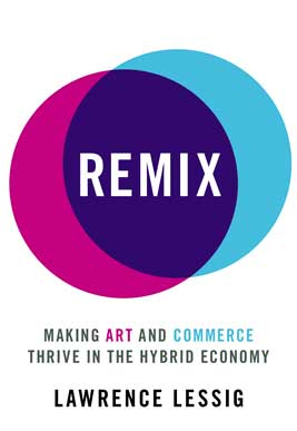 Remix book cover